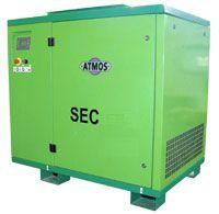 Ремонт винтового компрессора ATMOS SEC 300 7.5