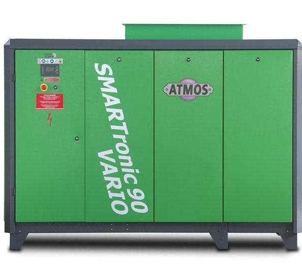 Ремонт винтового компрессора ATMOS ST 110 8.5