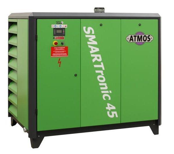 Ремонт винтового компрессора ATMOS ST 45 Vario+ 10