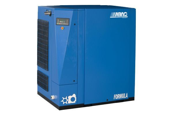 Ремонт винтового компрессора ABAC FORMULA 75-10 NEW