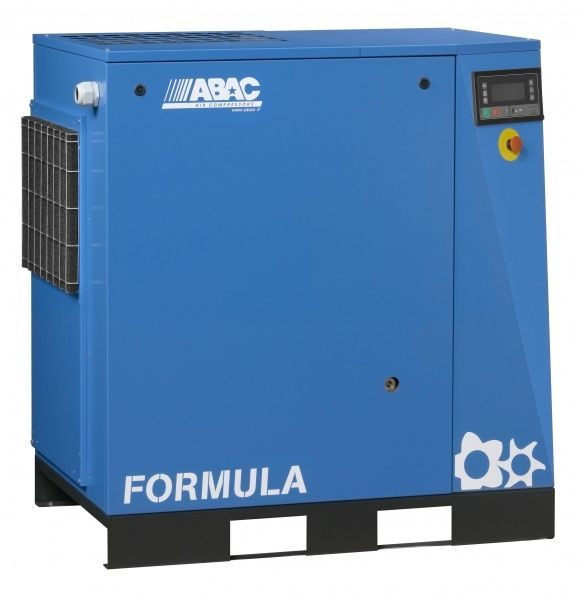 Ремонт винтового компрессора ABAC FORMULA E 15 08/77