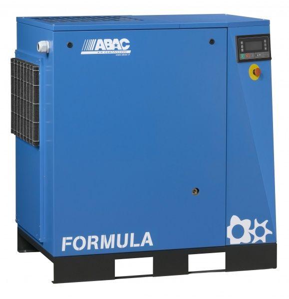 Ремонт винтового компрессора ABAC FORMULA E 15 10/55