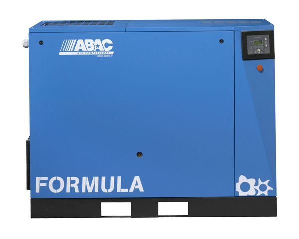 Ремонт винтового компрессора ABAC FORMULA. EI 22 6-13