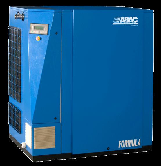 Ремонт винтового компрессора ABAC FORMULA. I 75 10