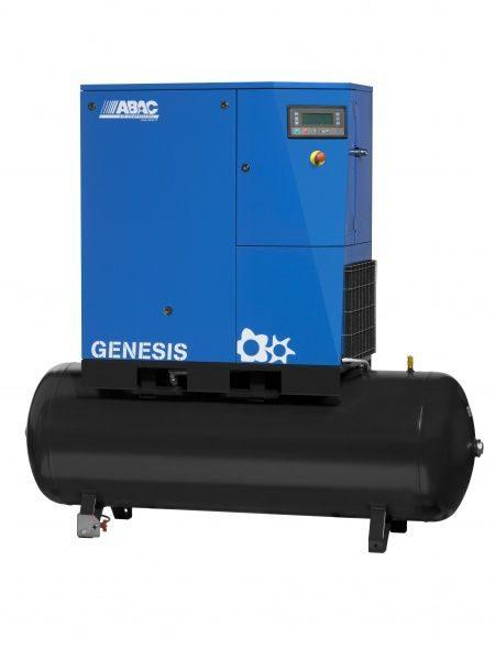 Ремонт винтового компрессора ABAC GENESIS 15 10/500