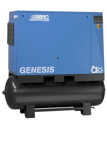 Ремонт винтового компрессора ABAC GENESIS 15 13/500