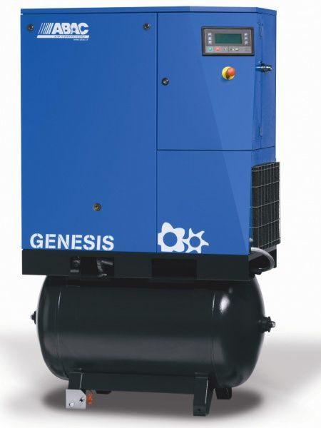 Ремонт винтового компрессора ABAC GENESIS 7.5 10/270