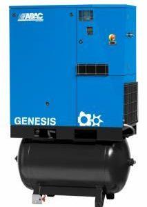 Ремонт винтового компрессора ABAC GENESIS I. 11