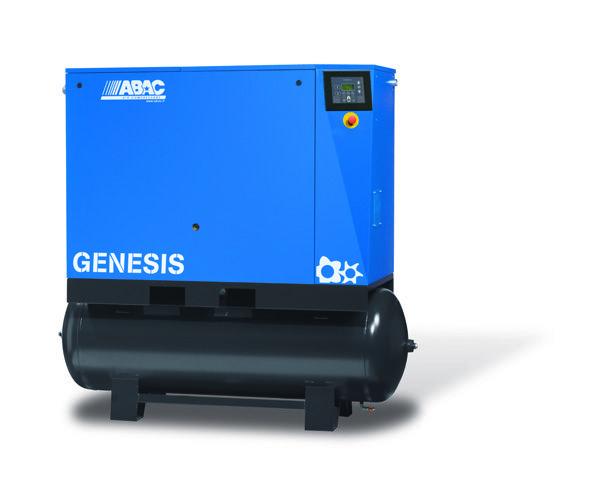 Ремонт винтового компрессора ABAC GENESIS I. 22 4-10