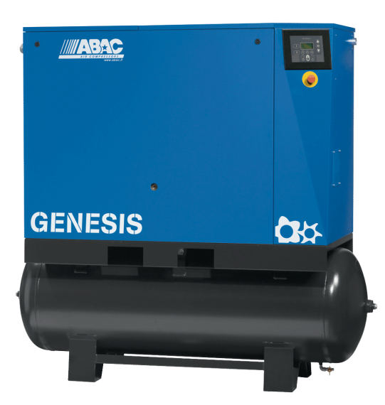 Ремонт винтового компрессора ABAC GENESIS I. 22 6-13