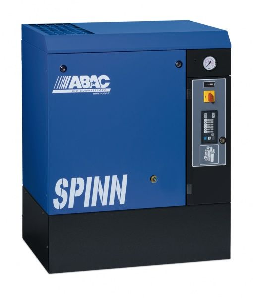 Ремонт винтового компрессора ABAC SPINN 11-10 ST 220В