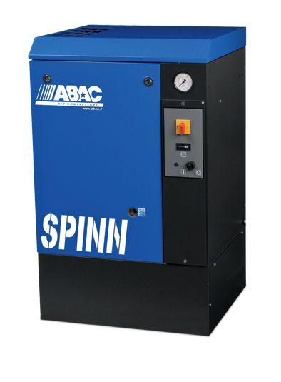 Ремонт винтового компрессора ABAC SPINN 5.5-10 ST