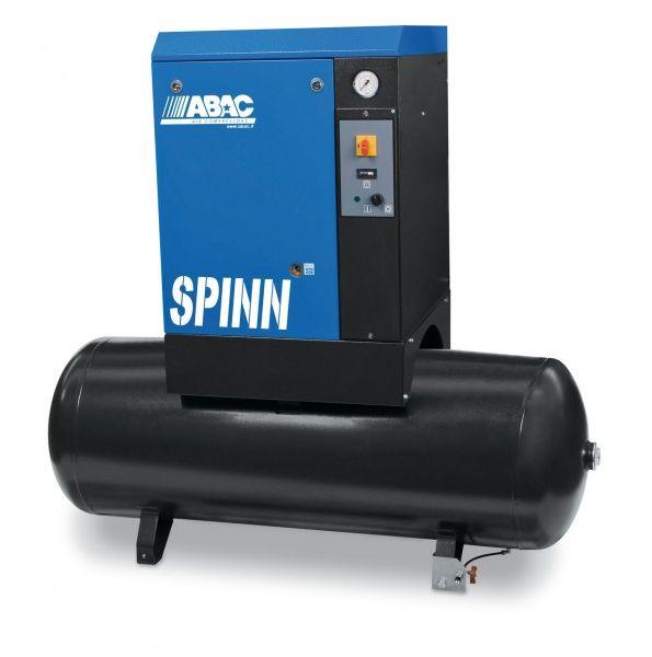 Ремонт винтового компрессора ABAC SPINN 5.5-10/270 ST
