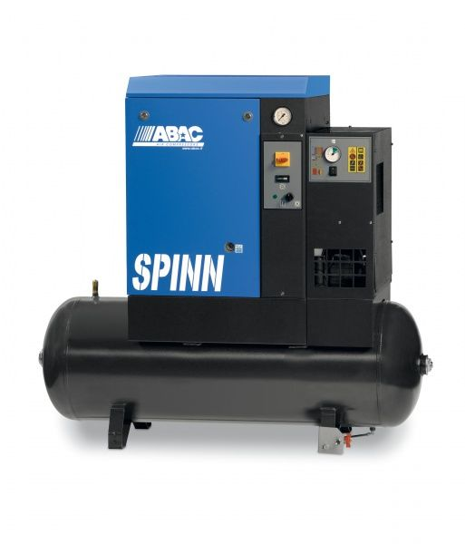 Ремонт винтового компрессора ABAC SPINN E 4.0-10/270 ST