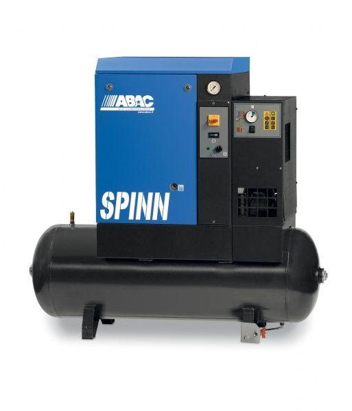 Ремонт винтового компрессора ABAC SPINN E 5.5-10/200 ST