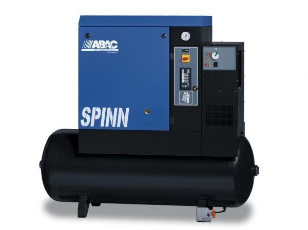 Ремонт винтового компрессора ABAC SPINN.E 5.5-8/500 ST