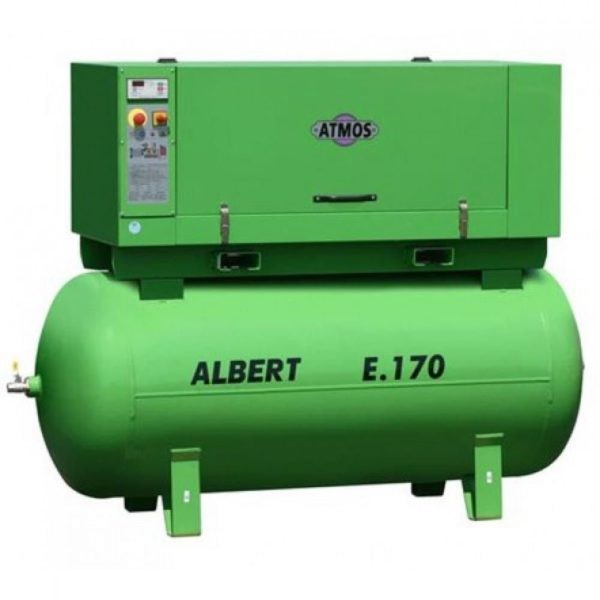 Ремонт винтового компрессора ATMOS Albert E 170 8-270