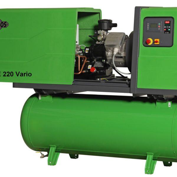 Ремонт винтового компрессора ATMOS Albert E 220 Vario-KR