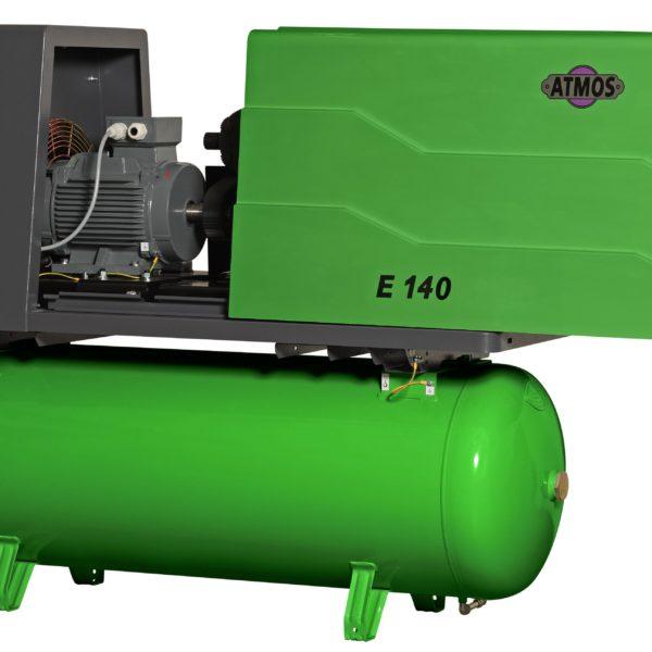 Ремонт винтового компрессора ATMOS Albert E140 10-500-KR