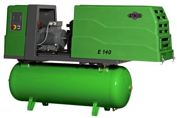 Ремонт винтового компрессора ATMOS Albert E140 8-500-KR