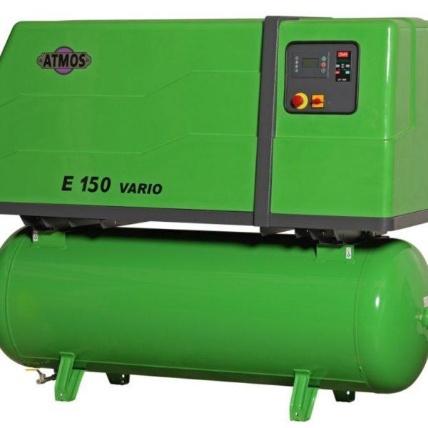 Ремонт винтового компрессора ATMOS Albert E150 Vario