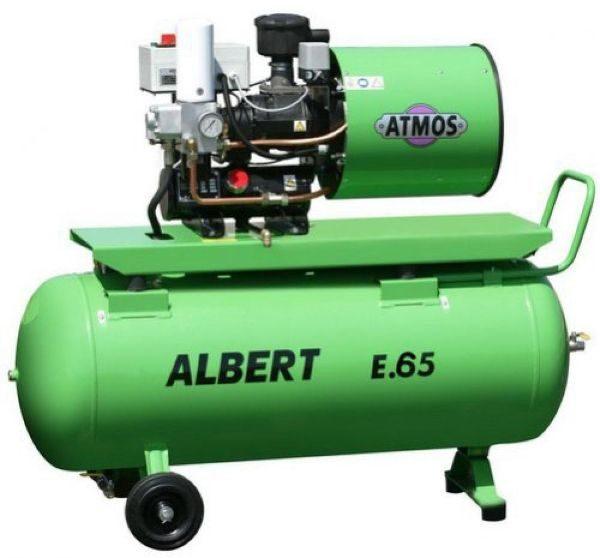 Ремонт винтового компрессора ATMOS Albert E65-10