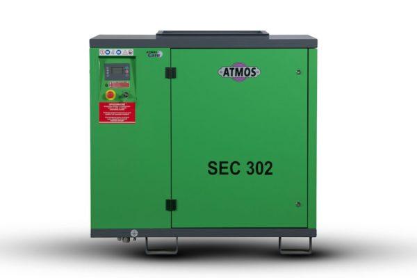 Ремонт винтового компрессора ATMOS SEC 302 10