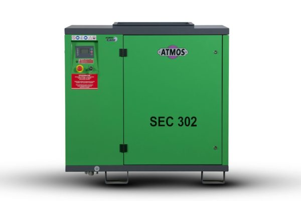 Ремонт винтового компрессора ATMOS SEC 302 Vario 10