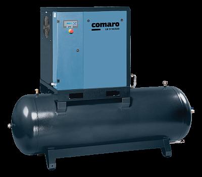 Ремонт винтового компрессора COMARO LB 4