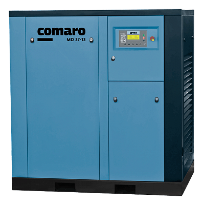 Ремонт винтового компрессора COMARO MD 55-13 I