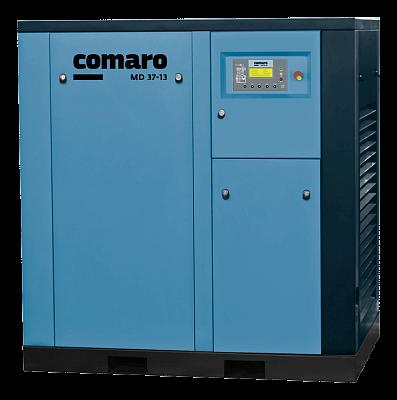 Ремонт винтового компрессора COMARO MD 75-08