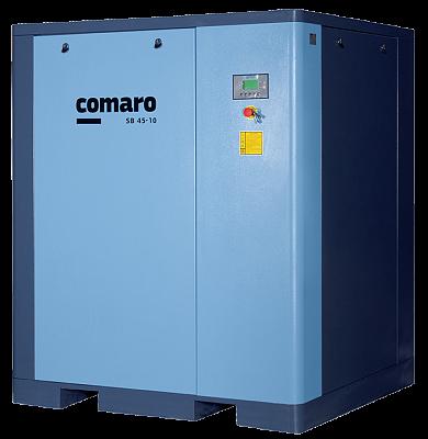 Ремонт винтового компрессора COMARO SB 55-10