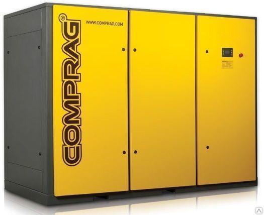 Ремонт винтового компрессора COMPRAG D-9010