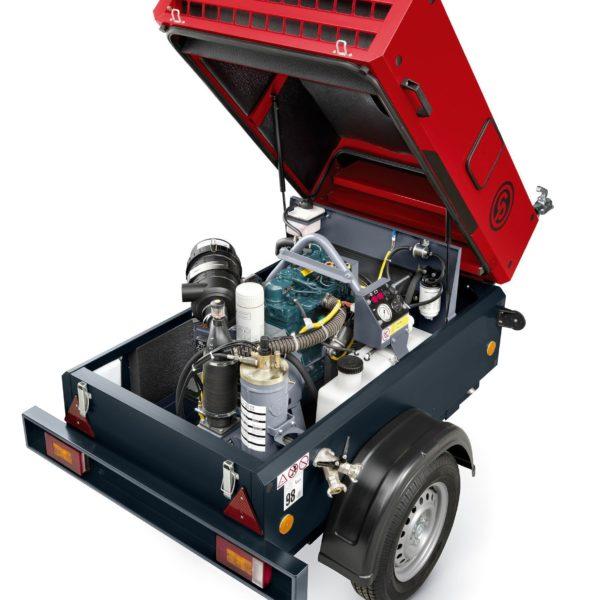 Ремонт винтового компрессора Chicago Pneumatic CPS 3.0