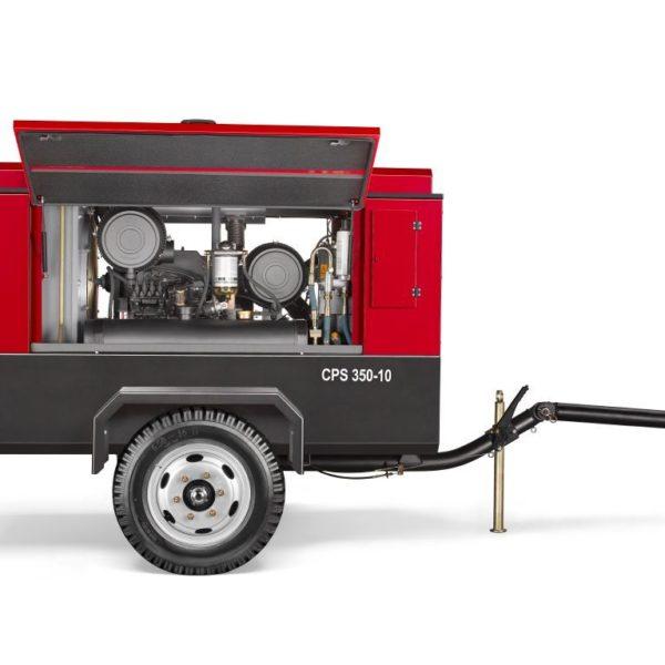 Ремонт винтового компрессора Chicago Pneumatic CPS 350-10