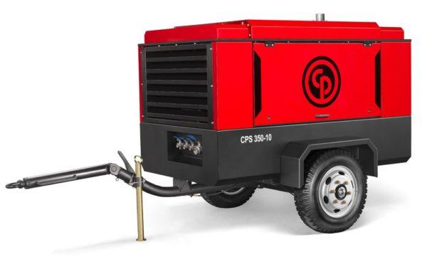 Ремонт винтового компрессора Chicago Pneumatic CPS 350 Е-10
