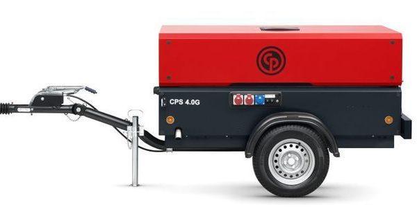 Ремонт винтового компрессора Chicago Pneumatic CPS 4.5