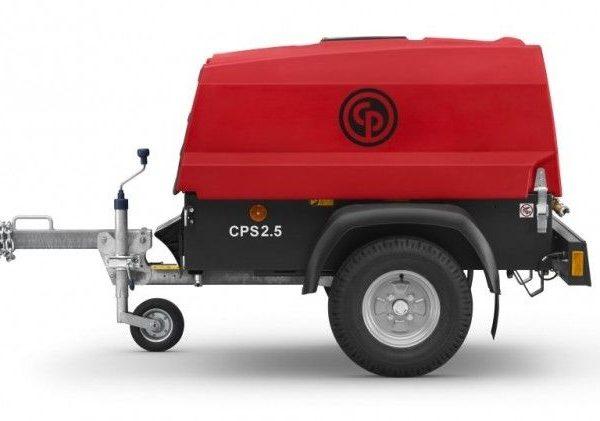 Ремонт винтового компрессора Chicago Pneumatic CPS 70