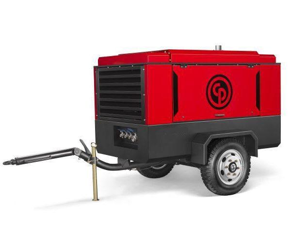Ремонт винтового компрессора Chicago Pneumatic CPS 700 Е