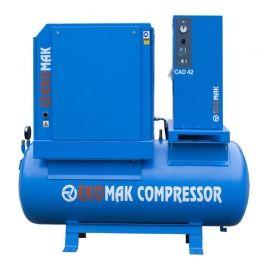 Ремонт винтового компрессора Ekomak DMD 300 CRD 7