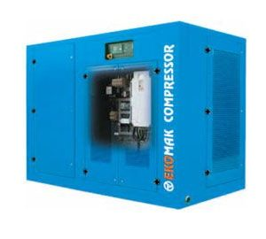 Ремонт винтового компрессора Ekomak EKO 132 VST 13