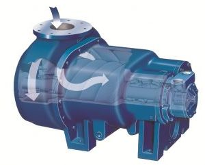 Ремонт винтового компрессора Ekomak EKO 75 QD VST 10
