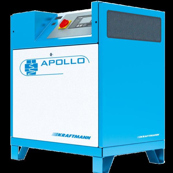 Ремонт винтового компрессора KRAFTMANN APOLLO 4 S O