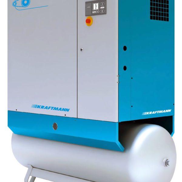 Ремонт винтового компрессора KRAFTMANN VEGA 15 R 500 8
