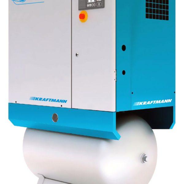 Ремонт винтового компрессора KRAFTMANN VEGA 4 R 270 8