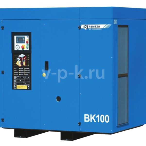 Ремонт винтового компрессора REMEZA ВК100Т-10