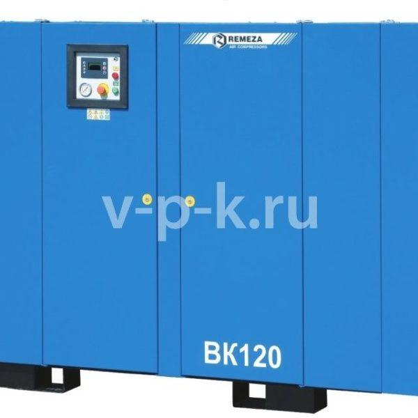 Ремонт винтового компрессора REMEZA ВК120-10