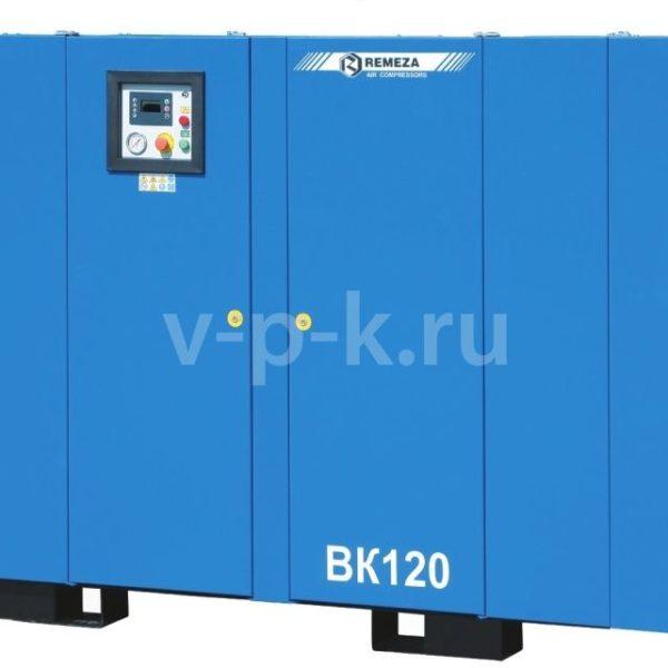 Ремонт винтового компрессора REMEZA ВК120-10 ВС