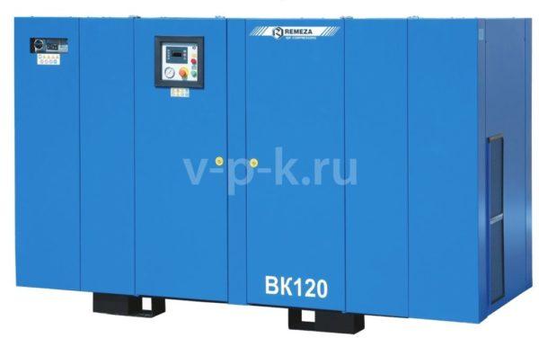 Ремонт винтового компрессора REMEZA ВК120-15 ВС