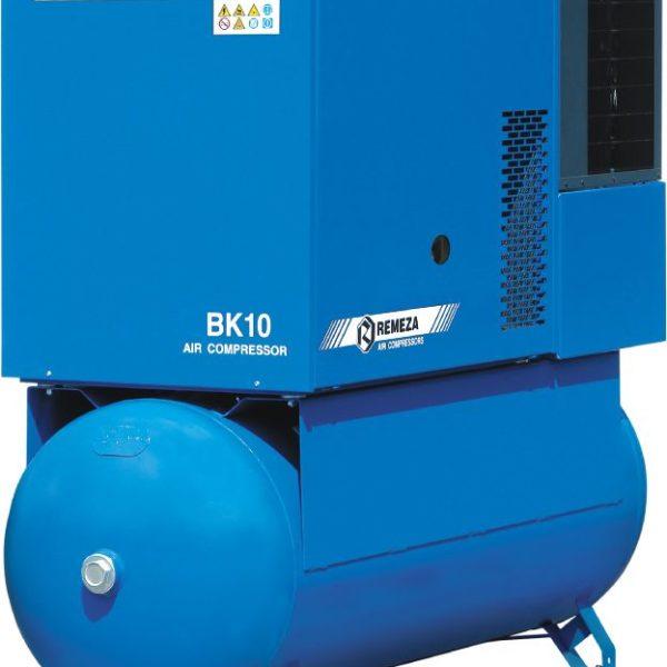Ремонт винтового компрессора REMEZA ВК15Е-10-500